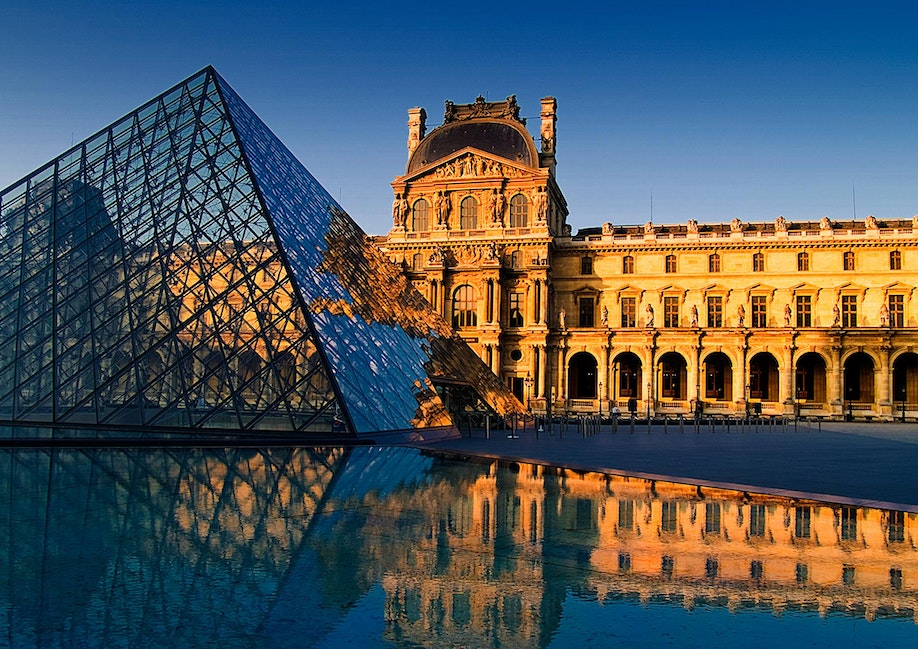 The_Louvre_Sunrise
