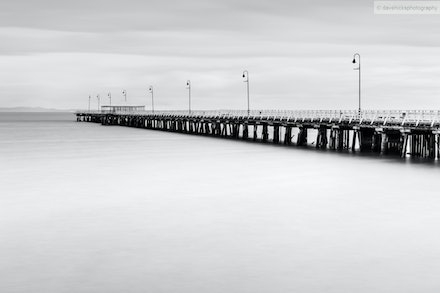 Shorncliffe Pier High Key-1