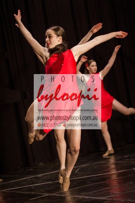 9:15 Open Jazz Troupes - **Available for only 2 weeks...
