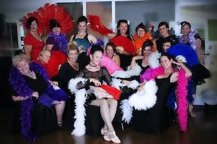 sur scène ~ Burlesque Workshop with Elenie 2