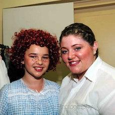 Annie Portraits & Preshow - 2011 KAS Production