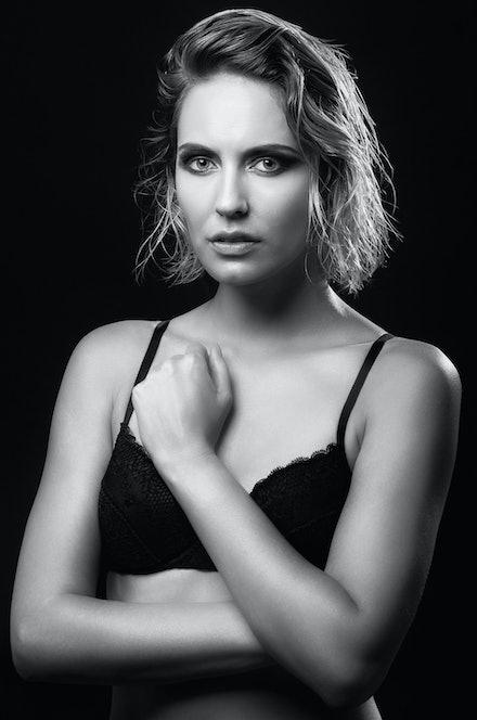Evelyn O - Melbourne model Evelyn Ounsworth