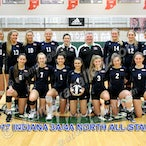 Volleyball - Indiana High School Volleyball photos from the 2017 season.