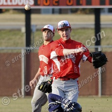 Bishop Noll vs. Crown Point - 4/8/14 - Crown Point survived a seventh inning threat from Bishop Noll and defeated the Warriors 4-3 on Tuesday evening (4/8)...