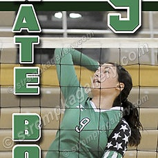 Valpo Banner Samples - 8/19/14 - View seven Valpo Volleyball Banner Samples.