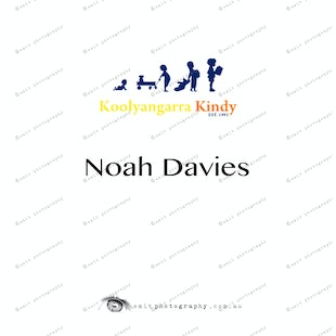 Koolyangarra Kindy - Noah Davies