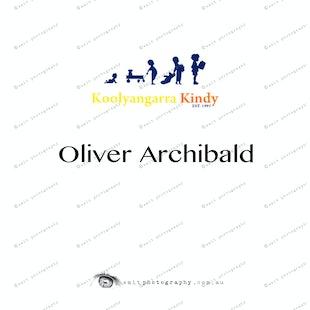 Koolyangarra Kindy - Oliver Archibald