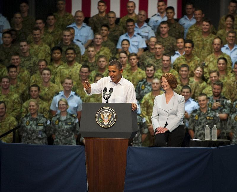 President Barack Obama Darwin Visit 2011 (379 of 640)