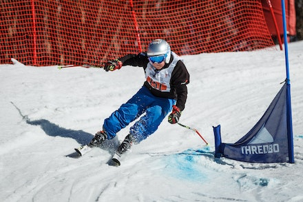 140829_sx_8326 - NSW State Championships-  skier cross race at Thredbo, NSW (Australia) on August 29 2014. Jan Vokaty