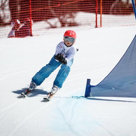 140912_div5_9542 - National Interschools Ski Cross Division 5 at Perisher, NSW (Australia) on September 12 2014. Jan Vokaty