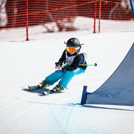 140912_div5_9562 - National Interschools Ski Cross Division 5 at Perisher, NSW (Australia) on September 12 2014. Jan Vokaty
