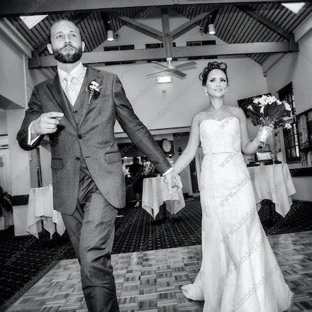 Internet 1492 BW Alison and Daniel Wedding -  14th March 2015 - Little Bay