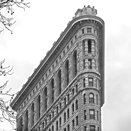 Flatiron Building, New York City - Copyright © 2015 Melissa Fiene Photography. All rights reserved. All images created by Melissa Fiene are © Melissa Fiene...