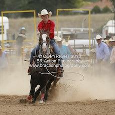 Merrijig APRA Rodeo 2015 - Breakaway Roping - Slack 2