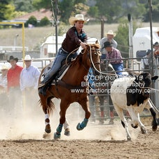 Merrijig APRA Rodeo 2015 - Breakaway Roping - Slack 1