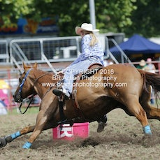 Barrel Race - Slack 1