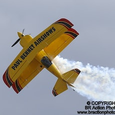 Wolf Pitts S2S - Solo Unlimited Aerobatics