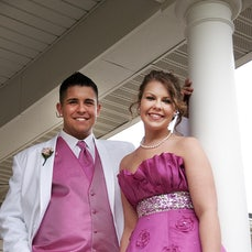 Prom 2012 - Keagan and Emma