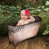 Harrison Antique Photo in tub