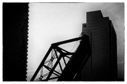 MG_2357 Drawbridge - One of the drawbridges over the Chicago River