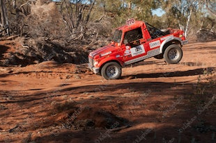 Gascoyne Dash -2014 Race 1 - CARS