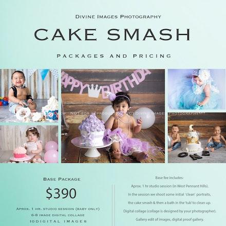 1.Cake smash.2018-PricingSheet