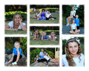 Zamparelli's family shoot - family shoot