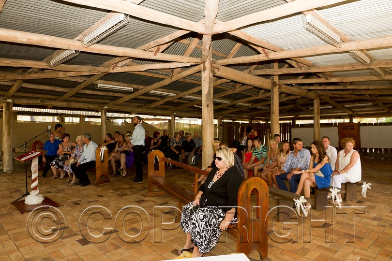 Dave& kayleen clays  wedding - Wedding 11/11/11
