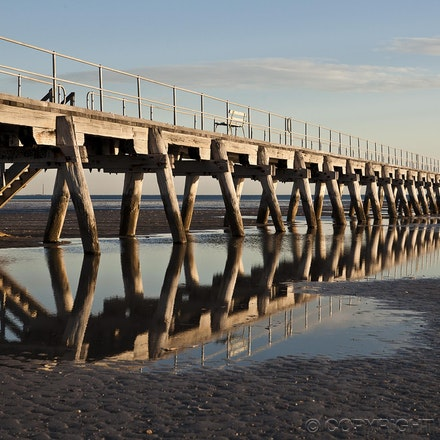 Low Tide - Port Germain, South Australia