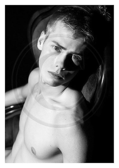TN22699 - Signed Male Twink Photo by Jayce Mirada  5x7: $10.00 8x10: $25.00 11x14: $35.00  BUY NOW: Click on Add to Cart