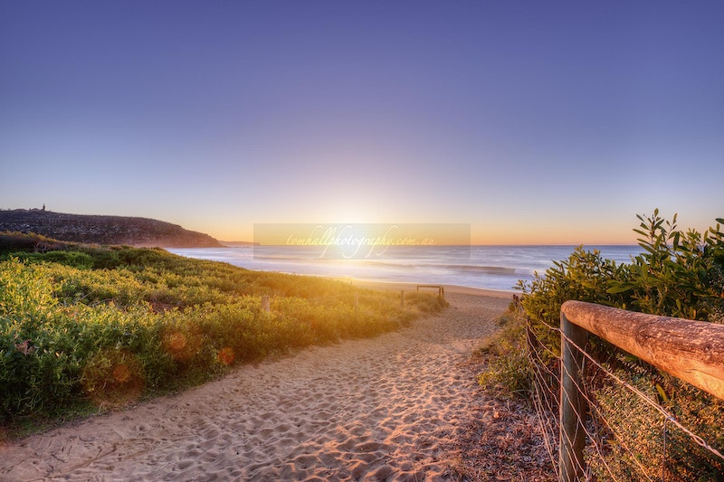Palm Beach, NSW - Summer Bay from the television show Home and Away