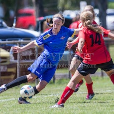 15G SWQ Thunder v Redlands United - photos from match played at Toara Park 12/03/2016