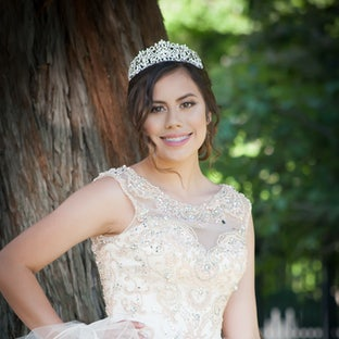 Crystal Chavez - Crystal Chavez Quince Photos