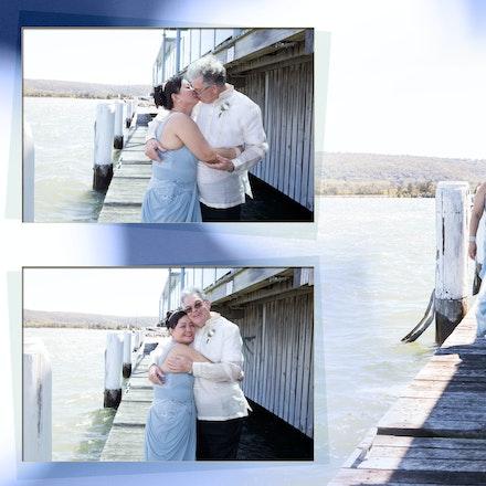 Wedding Album - Perla & David