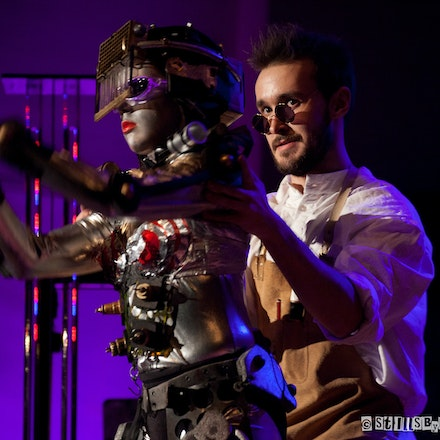 Steampunk Orchestra - The Old Museum Brisbane 2014