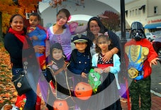 10-31-15 NWS Halloween in downtown Caldwell