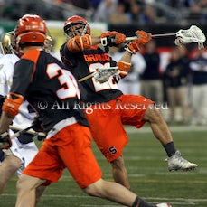 Syracuse v Notre Dame - 'Cuse upsets UND in the Big City Classic at MetLife Stadium in the Meadowlands