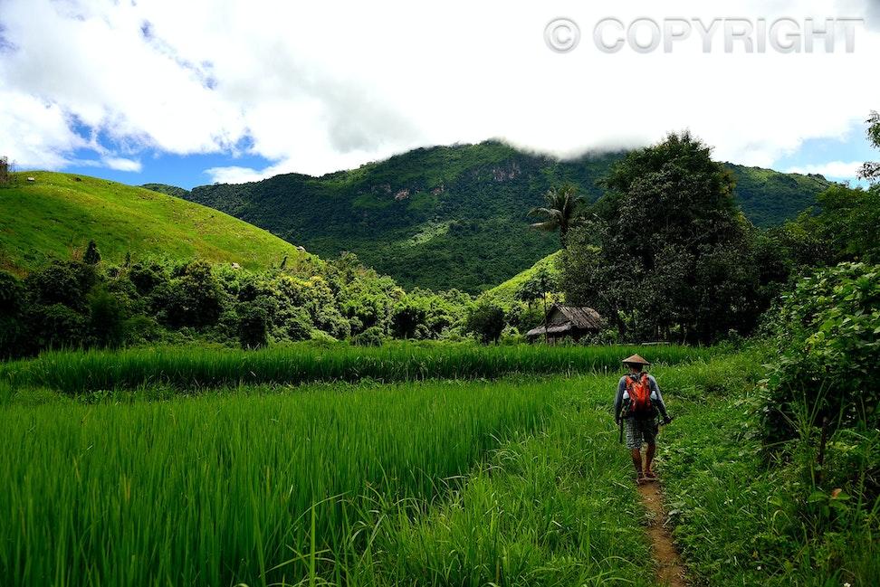 Trekking - Nong Khiaw