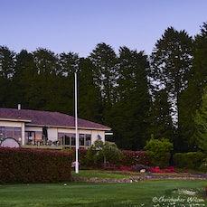 Blackheath Golf Course Spring - Photos of the famous Blackheath Golf Course in Spring with some early morning shots