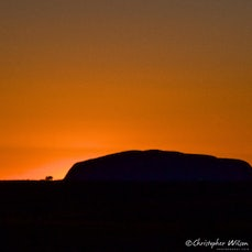 Uluru, NT - The famous big rock Uluru and its surrounds. A magnificent place.