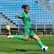 WSW W-League take on Jets - ** NOT FOR SALE ** Wanderers W-League hosted Newcastle Jets at Marconi Stadium Sunday afternoon. Wanderers dominated the...