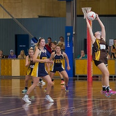 St Rita's College VWC 2015 - Action photos from the Sunday matches of 2015 Vicki Wilson Cup