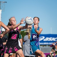 2017 Coolum State Age Teams - Images from the 2017 Nissan Qld State Age Netball Championships hosted by Pine Rivers Netball Association