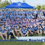 BGS Rowing Group 2015