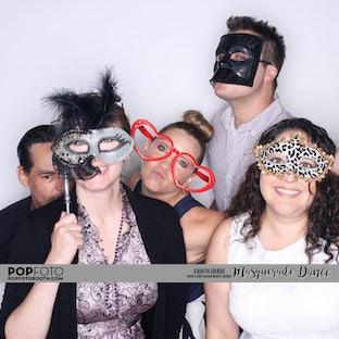 Jordan MS - Masquerade Dance
