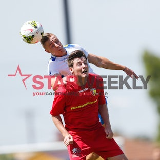 SOCCER: Werribee City vs Hoppers Crossing - Local rivals Werribee City and Hoppers Crossing did battle in the Fight for Bailey charity  match on Saturday....