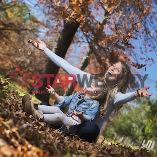 Autumn leaves a joyous feeling - Photos: Marco De Luca