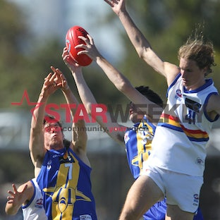 TAC Cup boys, Western Jets vs Eastern Ranges - TAC Cup boys, Western Jets vs Eastern Ranges. Pictures Damjan Janevski