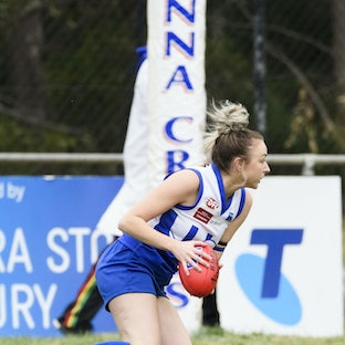 EDFL women's, Sunbury Kangaroos vs Westmeadows - EDFL women, Sunbury Kangaroos vs Westmeadows. Pictures Shawn Smits