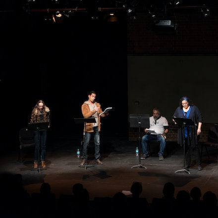 National Play Festival - Skylab - A reading from the Skylab play at the National Play Festival Melbourne, July 2016